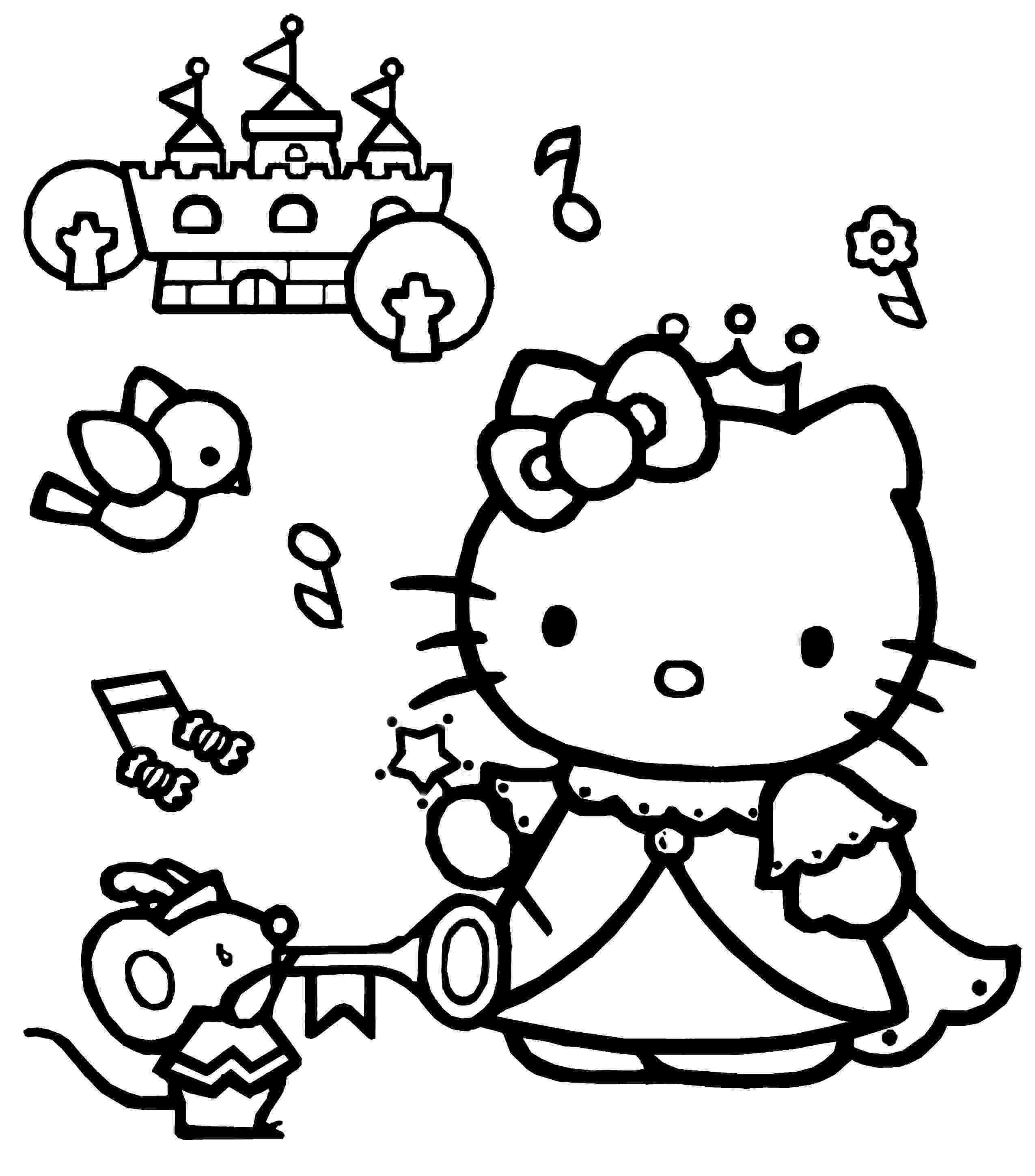 princess hello kitty coloring pages pin by nancy boyer on hello kitty hello kitty colouring kitty coloring princess pages hello