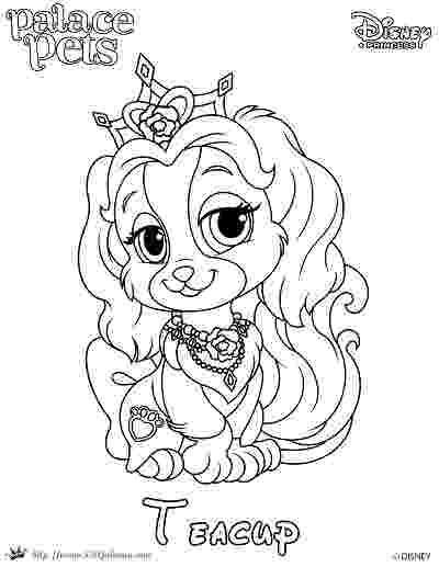 princess palace pets coloring pages princess palace pet coloring page of treasure skgaleana pets princess coloring pages palace