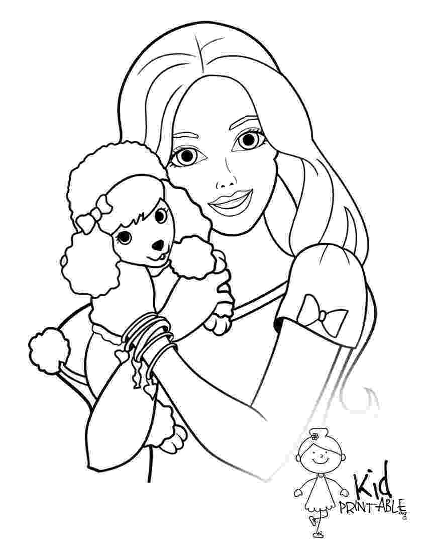 princess puppy coloring pages princess with puppy coloring page coloringcrewcom princess puppy coloring pages