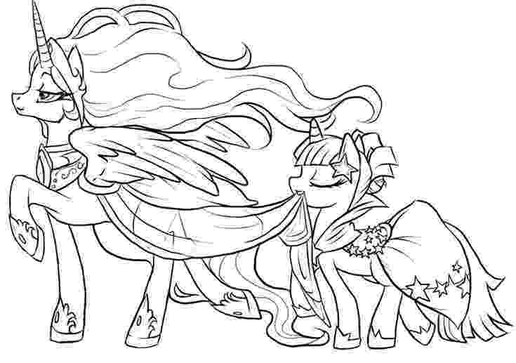 princess twilight sparkle coloring pages my little pony princess cadence and twilight sparkle sparkle coloring pages twilight princess
