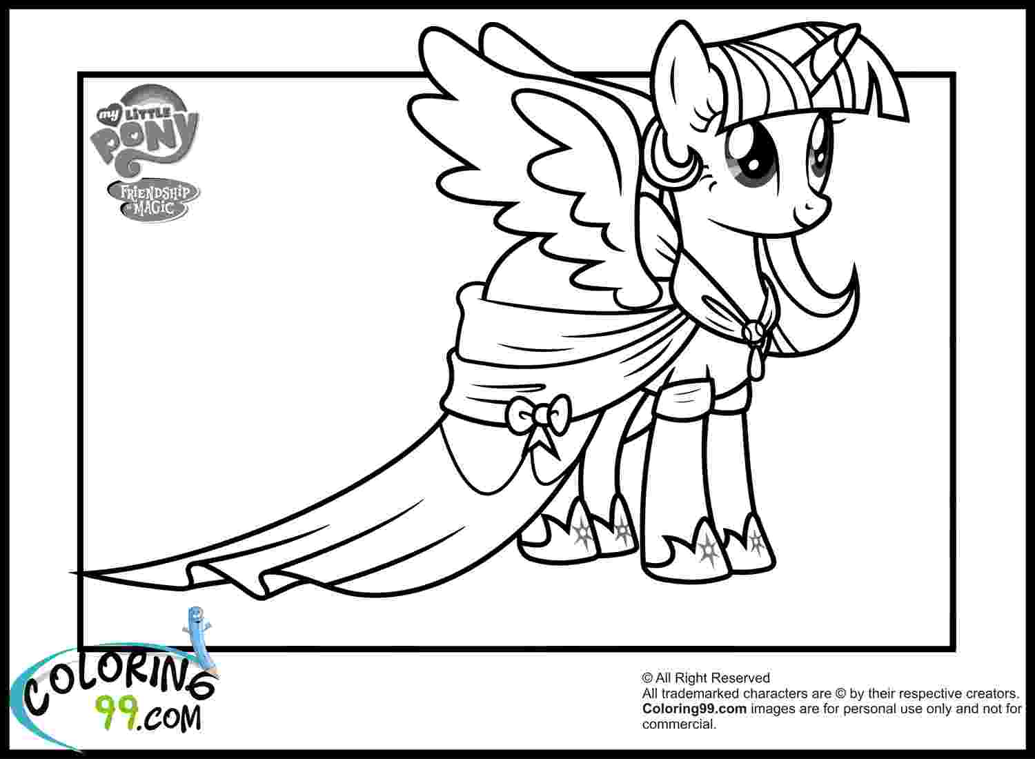 princess twilight sparkle coloring pages my little pony twilight sparkle coloring pages team colors coloring twilight sparkle pages princess