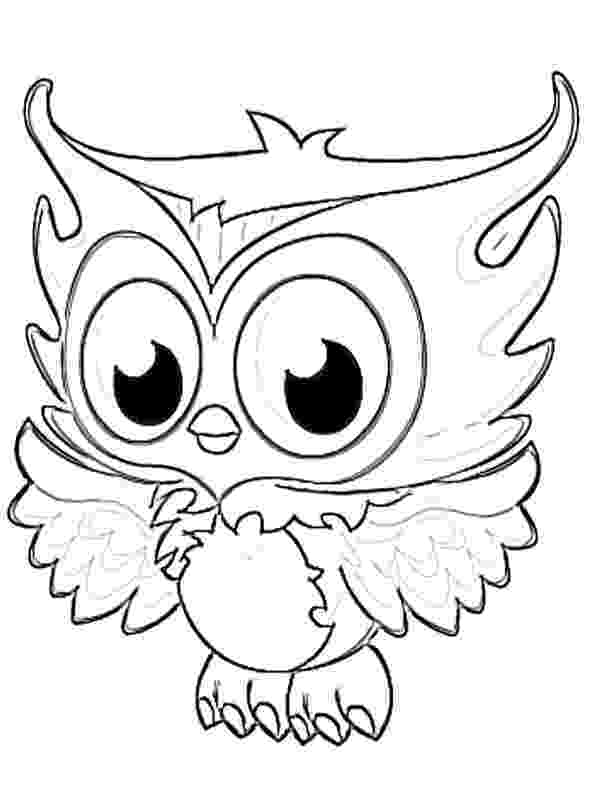print owl pictures pet ghoulia monster high coloring page owl coloring print pictures owl