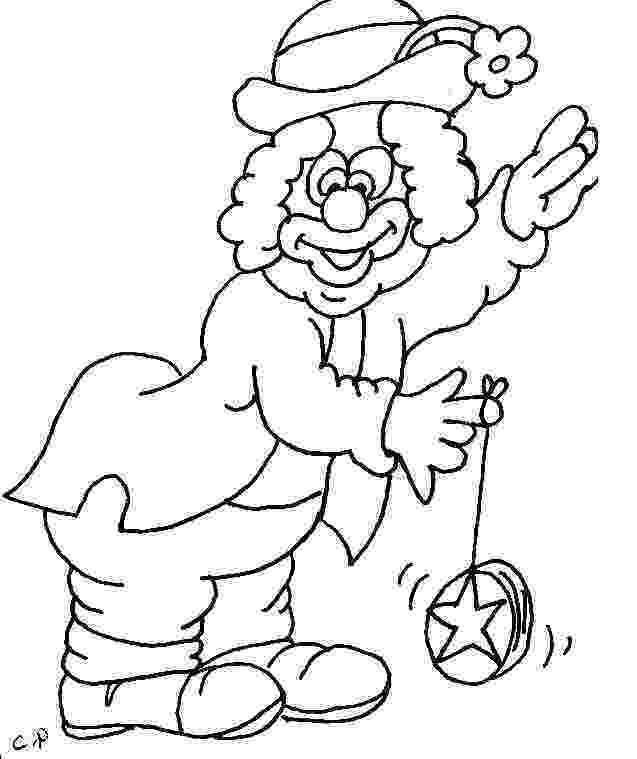 printable clown pictures free printable clown coloring pages for kids clown pictures printable
