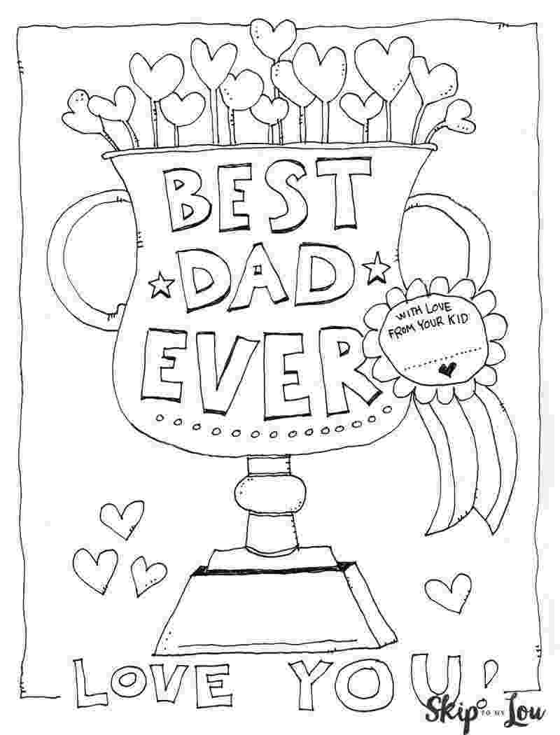 printable coloring birthday cards for dad coloring pages birthday card for dad food ideas cards coloring for dad birthday printable