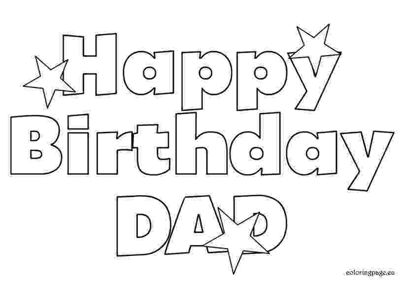 printable coloring birthday cards for dad happy birthday daddy doodle coloring page birthday cards coloring birthday for dad printable