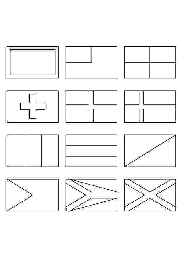 printable coloring flags printable coloring pages of flags around the world 5 flags coloring printable