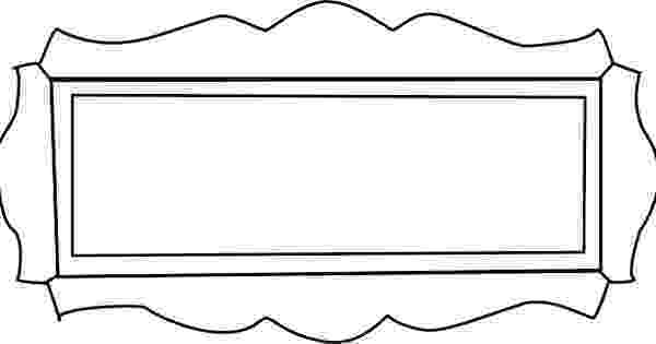 printable coloring nameplates coloring pages your name only coloring pages nameplates coloring printable