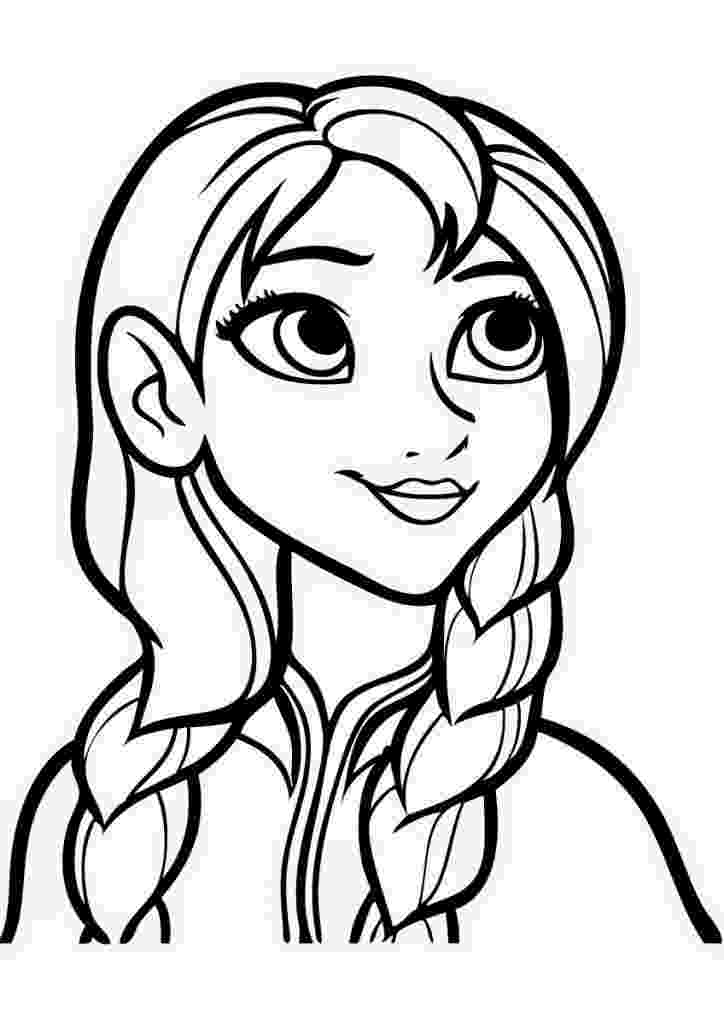 printable coloring pages for kids free printable elsa coloring pages for kids best coloring kids for printable pages