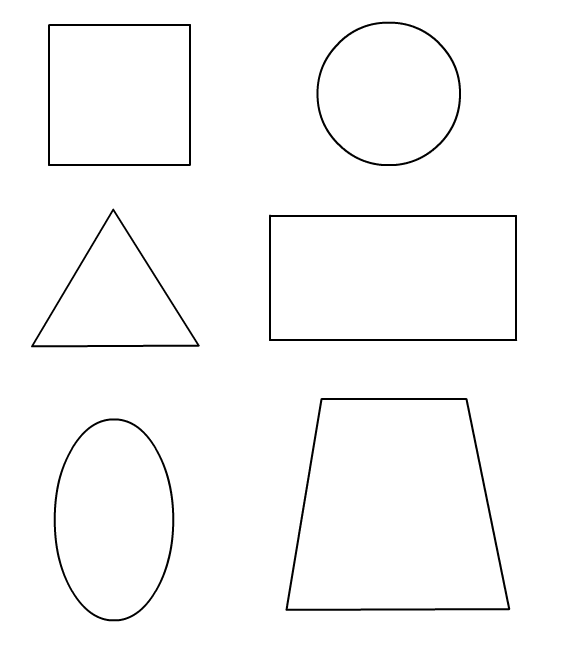 printable coloring pages for shapes free printable shapes worksheets for toddlers and preschoolers coloring shapes pages for printable