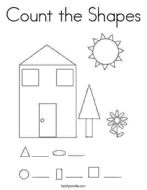 printable coloring pages for shapes shapes coloring pages for childrens printable for free pages shapes coloring printable for