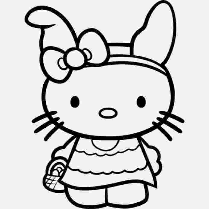 printable coloring pages hello kitty ausmalbilder für kinder malvorlagen und malbuch kitty printable pages hello kitty coloring