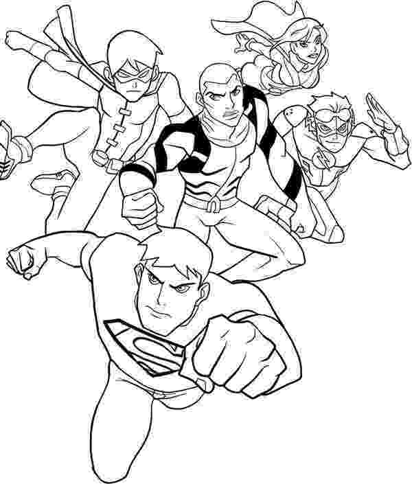 printable coloring pages justice league justice league coloring pages best coloring pages for kids pages coloring printable justice league