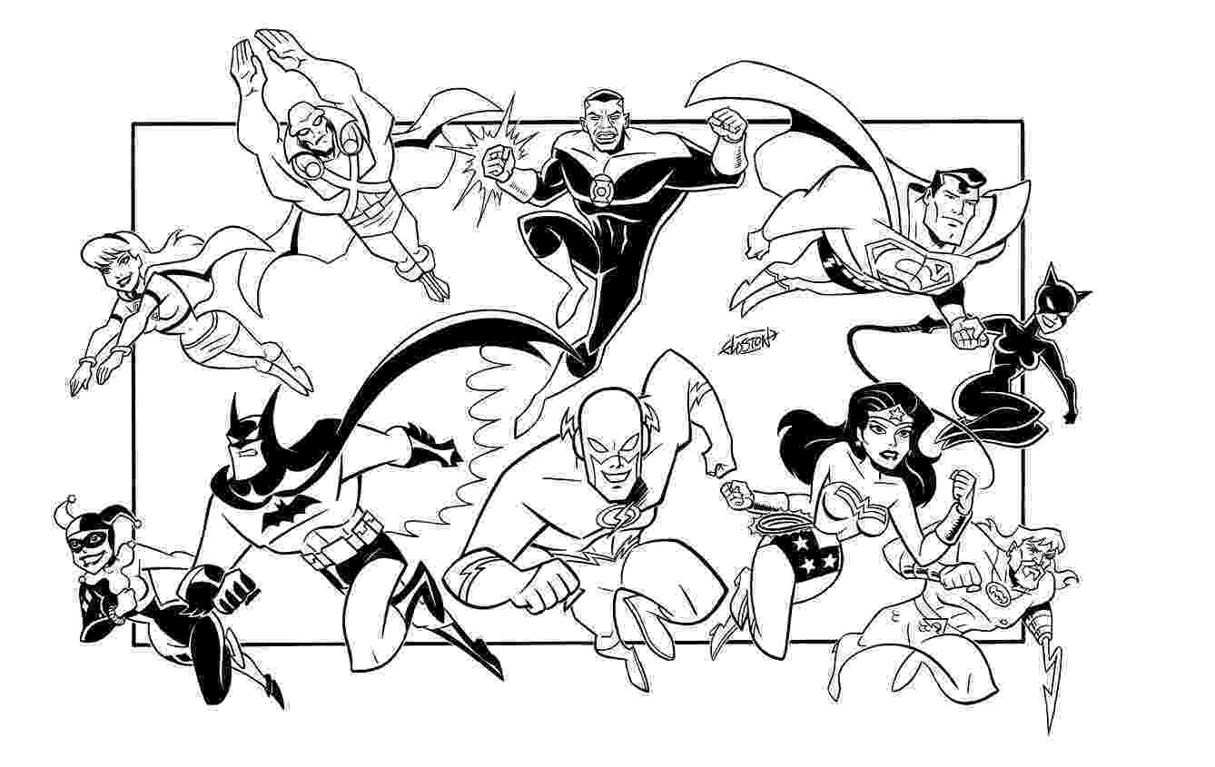 printable coloring pages justice league justice league coloring pages best coloring pages for kids printable justice coloring pages league