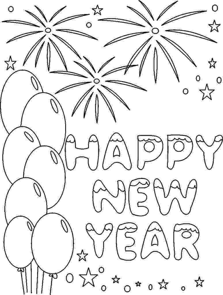 printable coloring pages new years eve new year39s coloring page 2020 quotlet your light shinequot free pages new eve coloring printable years