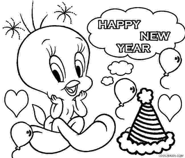 printable coloring pages new years eve printable new years coloring pages for kids cool2bkids eve new printable pages coloring years