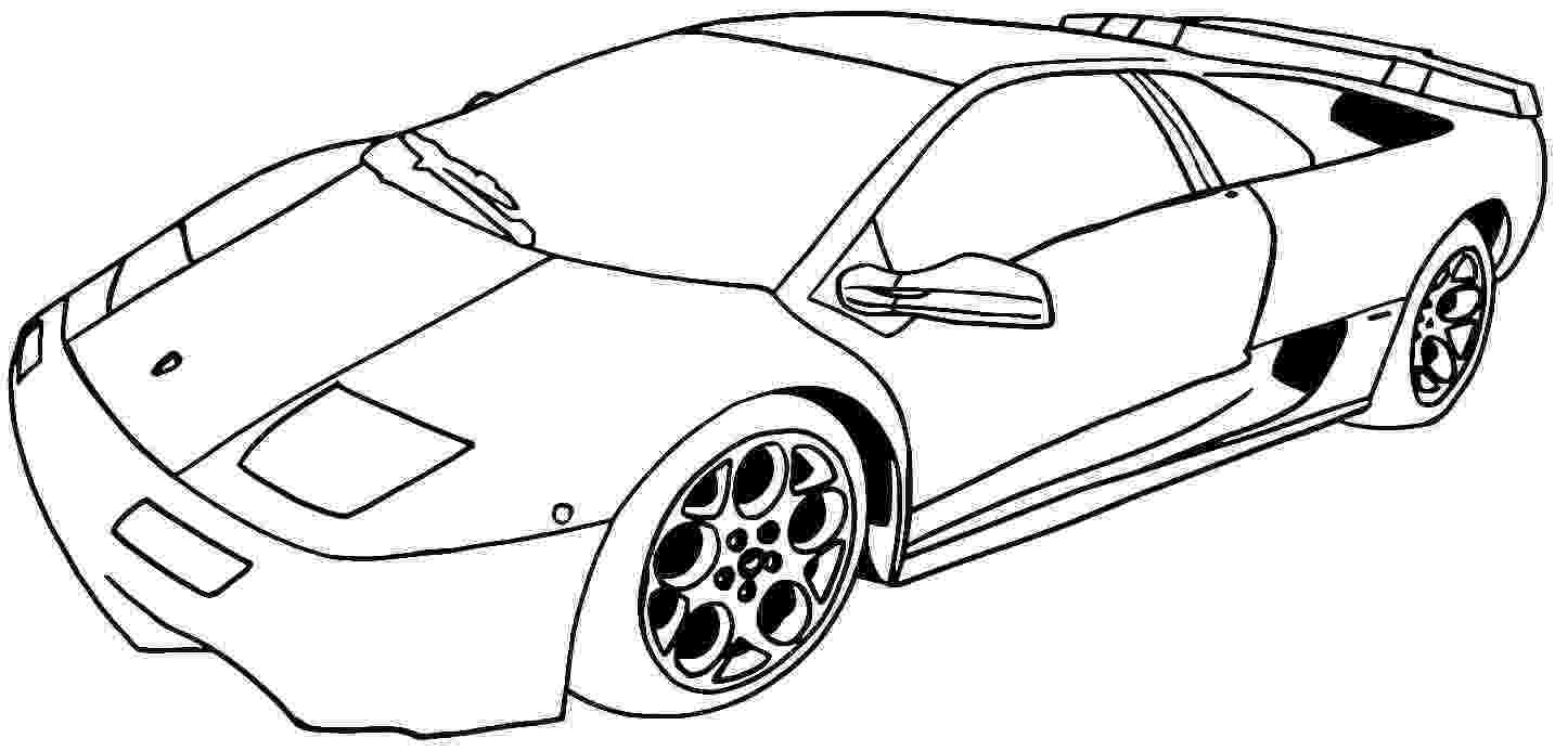 printable coloring pages sports cars car coloring pages at getcoloringscom free printable printable pages coloring cars sports