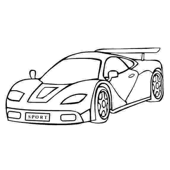 printable coloring pages sports cars free sports car coloring page coloring sports pages cars printable