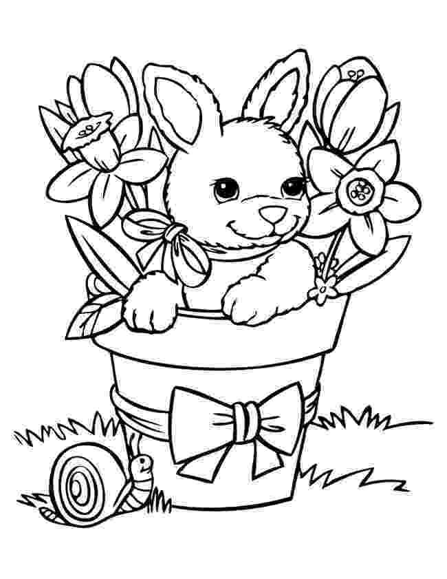 printable coloring rabbit free printable rabbit coloring pages for kids coloring printable rabbit