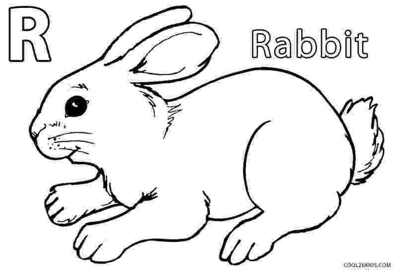 printable coloring rabbit free rabbit coloring pages rabbit printable coloring