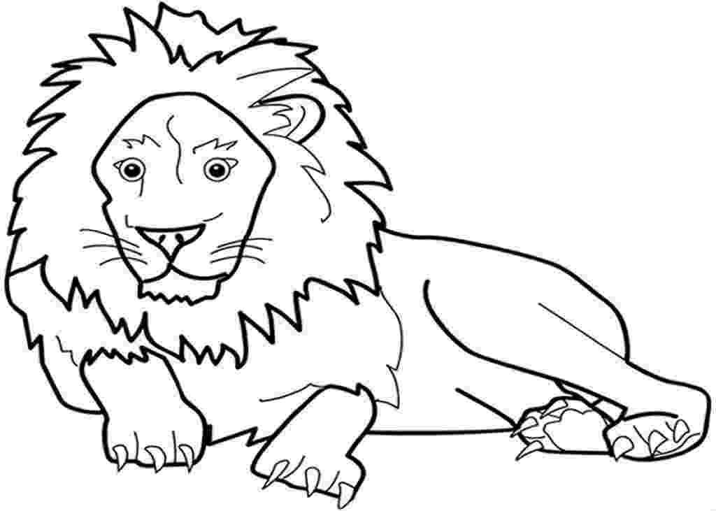 printable coloring zoo animals zoo animals kids coloring pages with free colouring coloring zoo animals printable