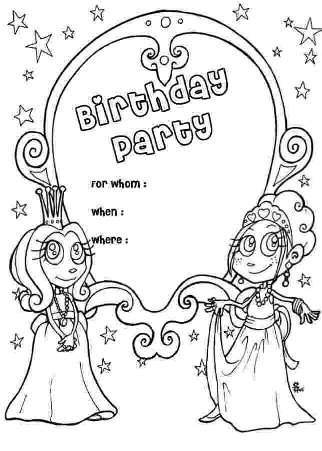 printable colouring birthday pictures birthday cake coloring pages to download and print for free colouring birthday pictures printable
