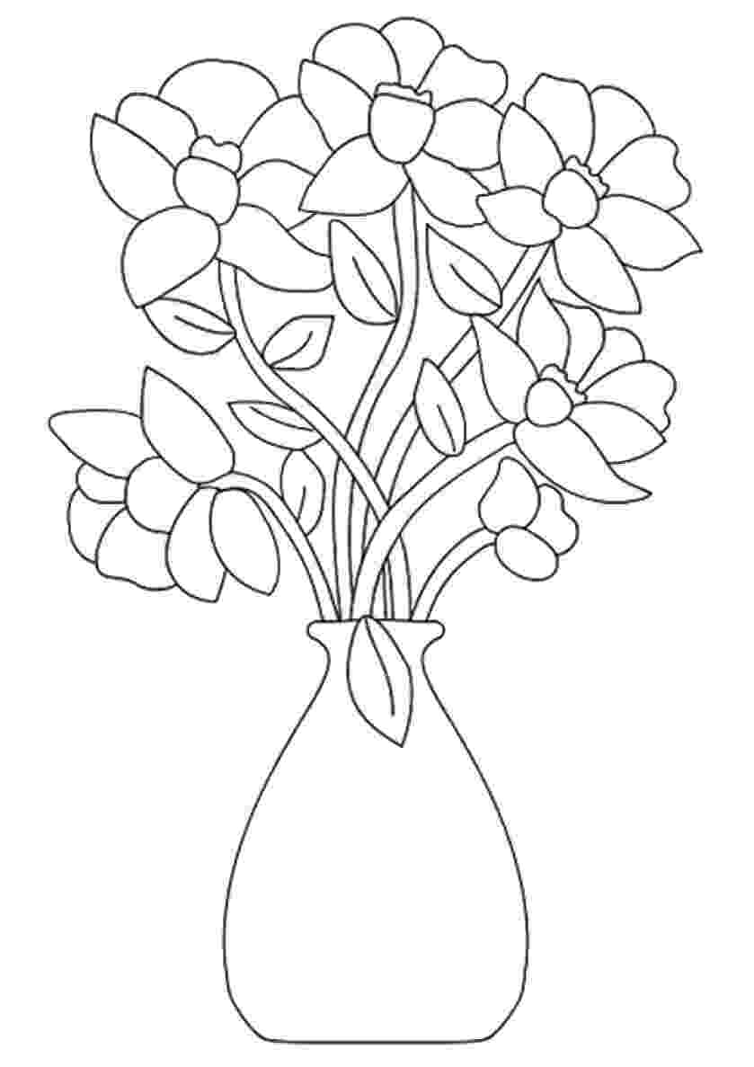 printable colouring flower pages coloring pages printables flowers shoaib bilal flowers flower pages printable colouring