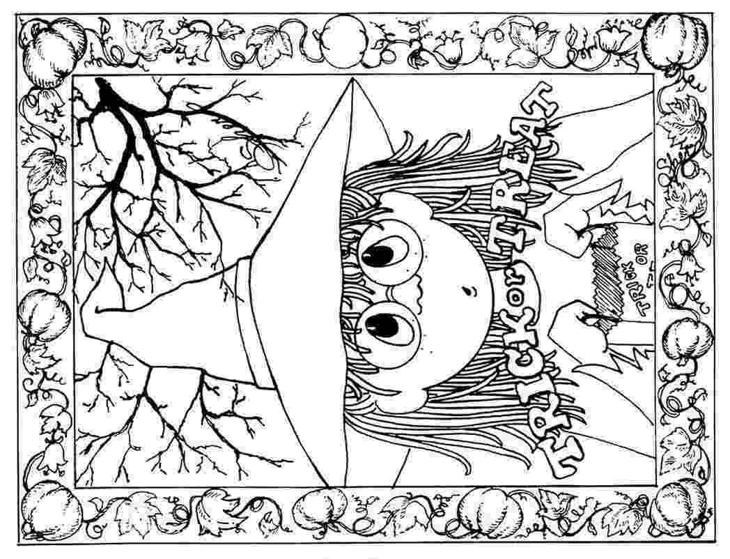 printable colouring halloween cards halloween mini coloring pages cards printable pdf catinka printable halloween colouring cards