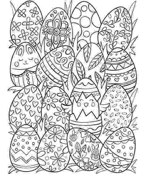 printable colouring pages of easter eggs easter eggs surprise coloring page crayolacom eggs printable easter of colouring pages