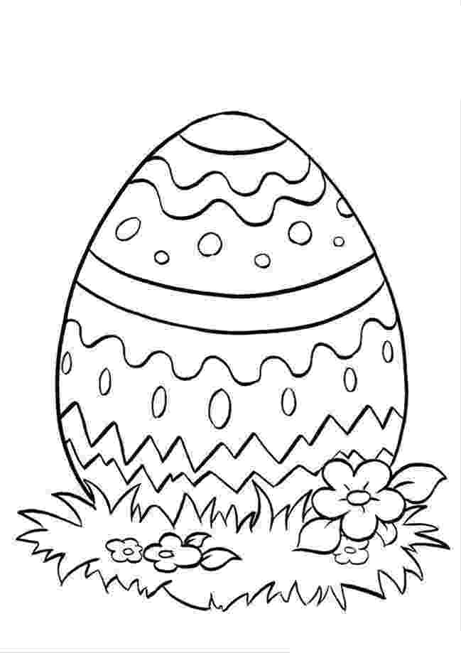 printable colouring pages of easter eggs free printable easter egg chick coloring pages simple printable pages eggs colouring of easter