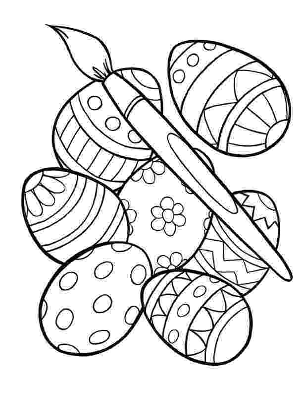printable colouring pages of easter eggs printable easter egg coloring pages for kids eggs printable easter pages of colouring