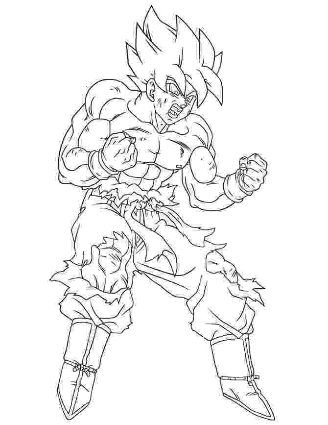printable dragon ball z coloring pages piccolo songoten and trunks dragon ball z kids ball pages dragon printable z coloring