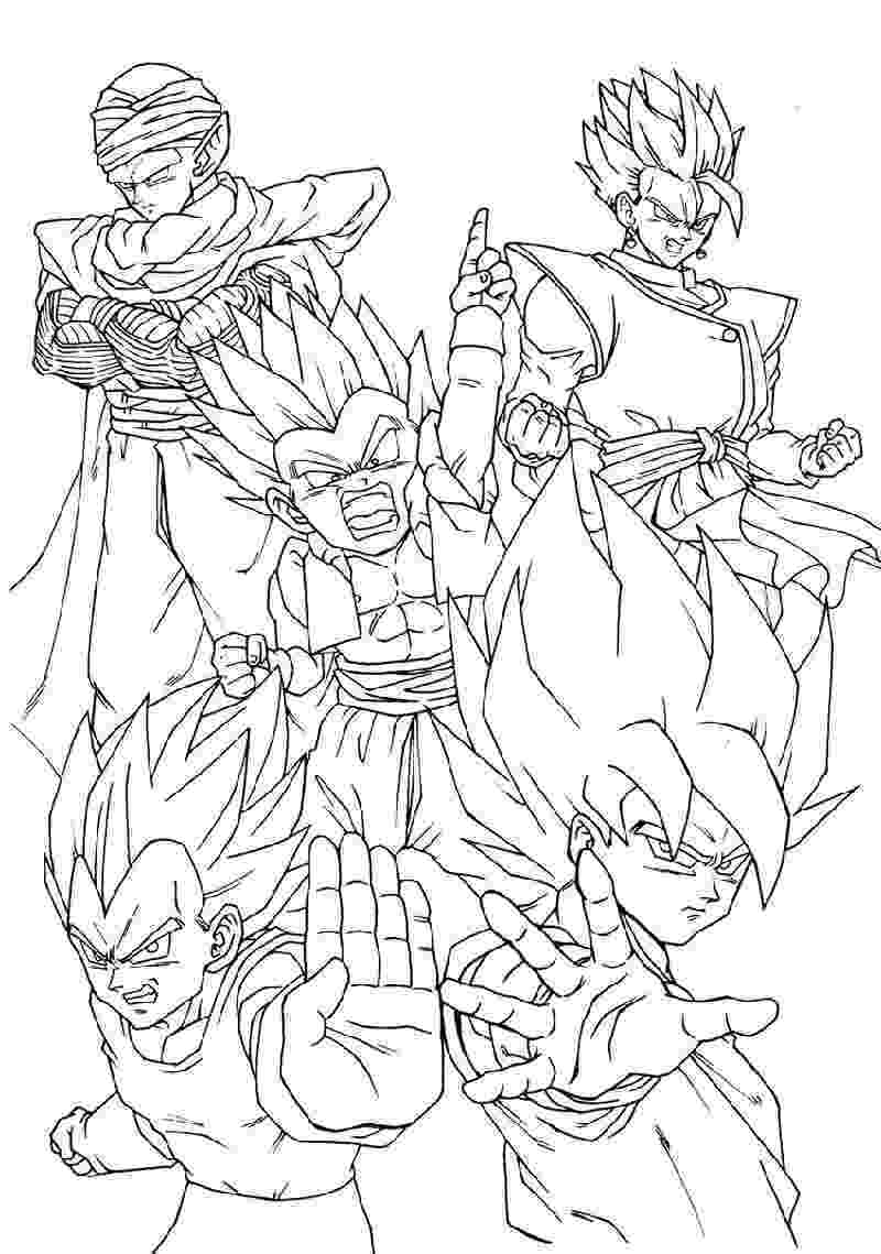 printable dragon ball z coloring pages printable goku coloring pages for kids cool2bkids coloring z pages printable ball dragon