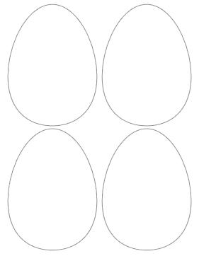 printable easter egg blank easter egg templates colouring page art egg easter printable