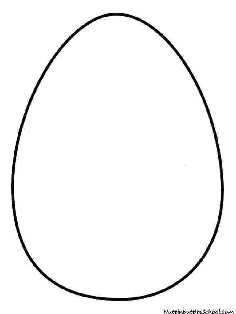 printable easter egg plain easter egg templates hd easter images printable egg easter