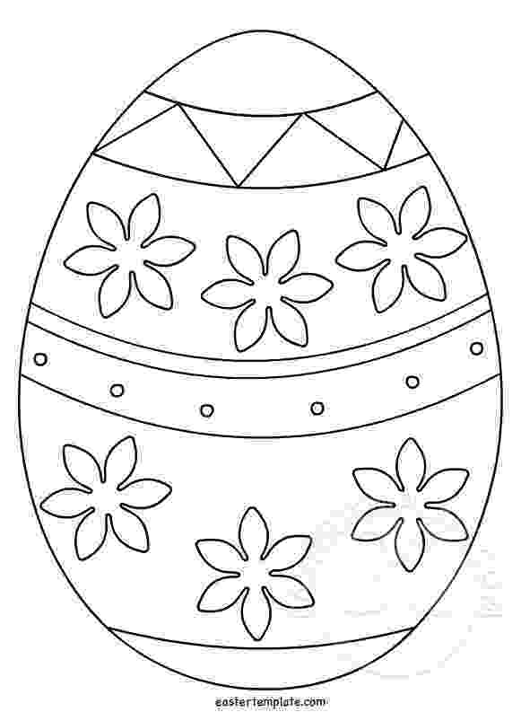 printable easter egg printable easter egg coloring pages for kids cool2bkids egg easter printable