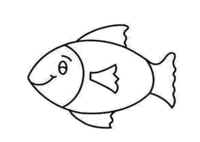 printable fish fish drawing for colouring at getdrawingscom free for printable fish