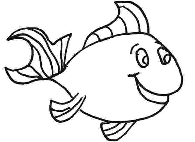 printable fish simple fish coloring pages download and print for free printable fish