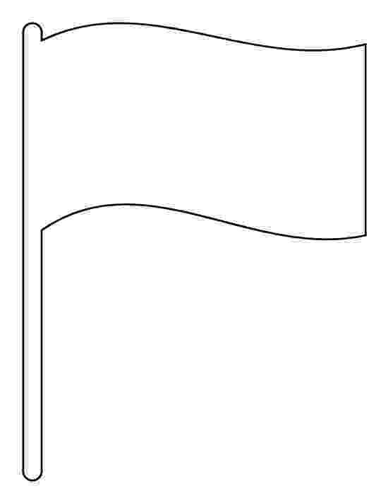 printable flag template banner flag template free to use pennant banner flag template printable