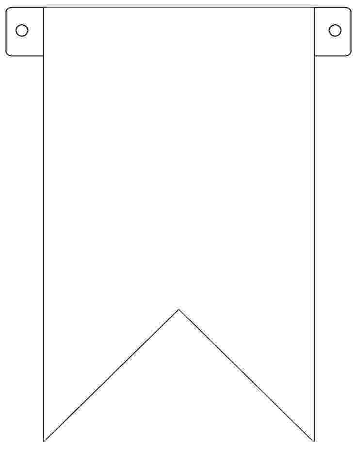 printable flag template pennant banner template 24 free psd ai vector eps template flag printable