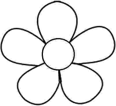 printable flower patterns to color flower template for childrens activities flower flower patterns printable color to