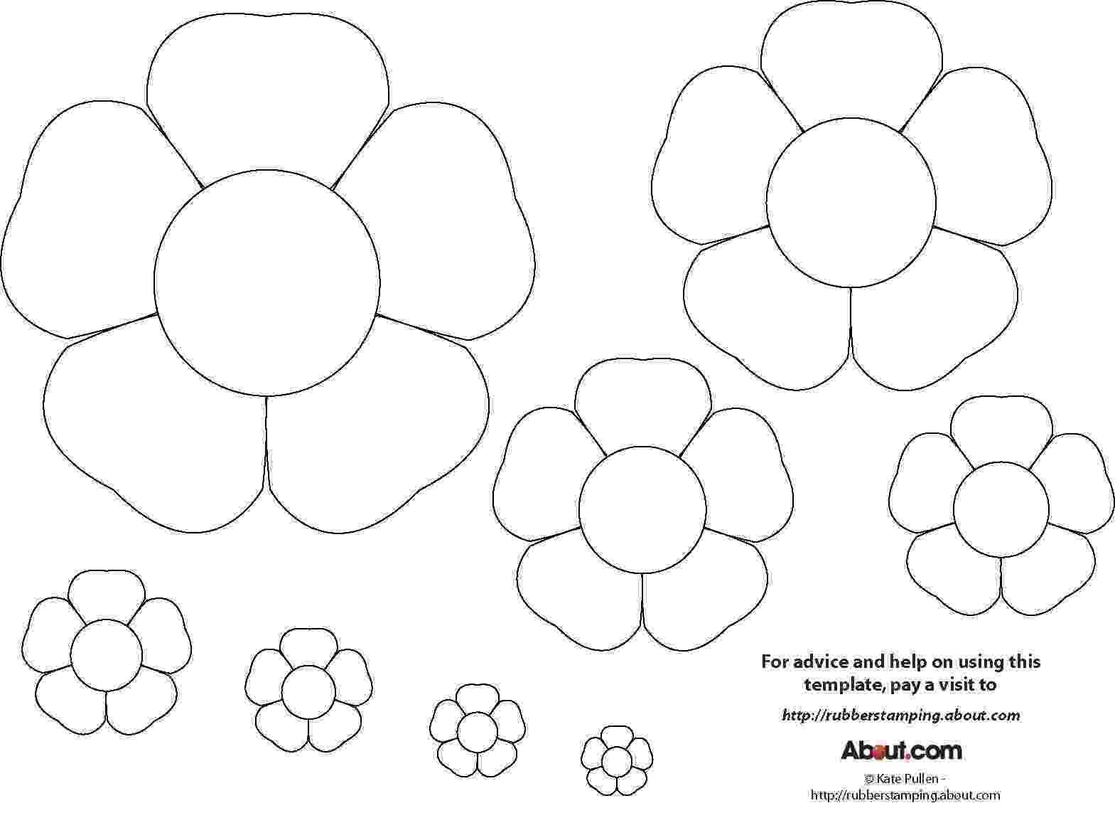printable flower patterns to color printable flower patterns clipartsco color printable to patterns flower