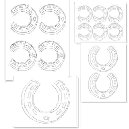 printable horseshoe template pin by mary may on crafts pyrography patterns rodeo template horseshoe printable