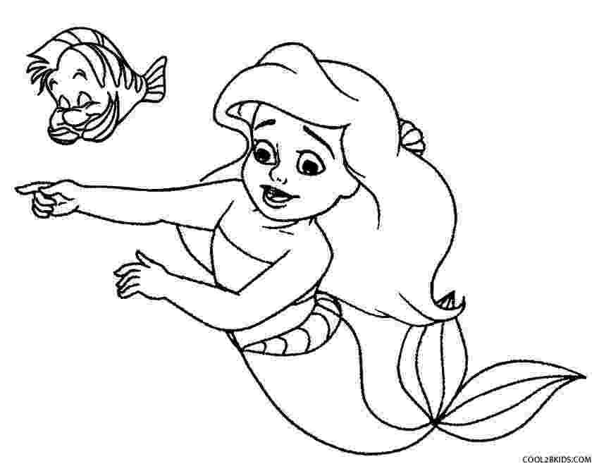 printable little mermaid printable mermaid coloring pages for kids cool2bkids little mermaid printable