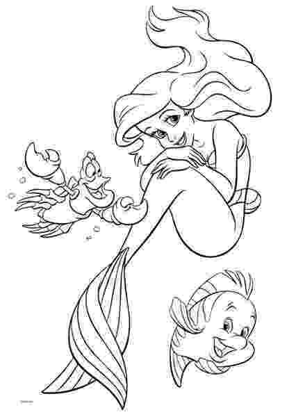 printable little mermaid printable mermaid coloring pages for kids cool2bkids mermaid printable little