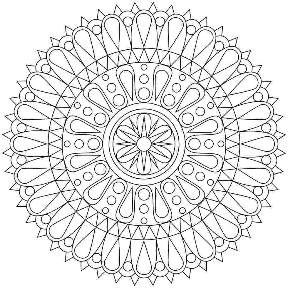printable mandala coloring pages for adults animal mandala coloring pages to download and print for free pages adults mandala printable coloring for