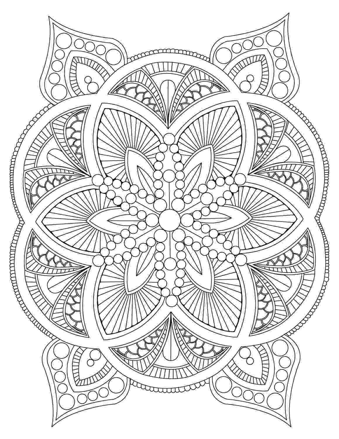 printable mandala coloring pages for adults printable mandalas for adults coloring printable for pages mandala adults