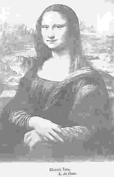 printable mona lisa garden of praise leonardo da vinci artist mona lisa printable
