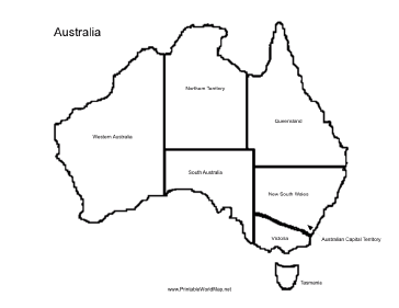 printable pictures of australia australia theme unit printable map to label and color of printable australia pictures