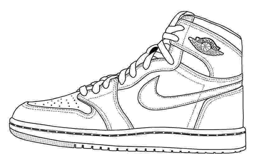 printable pictures of shoes basketball shoe coloring pages free coloring pages in shoes of printable pictures