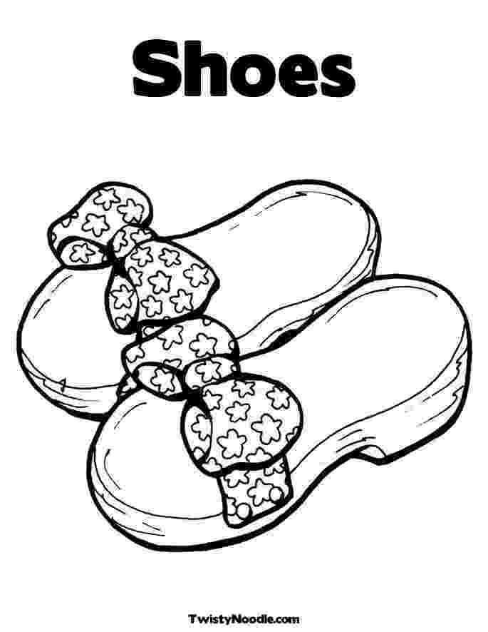 printable pictures of shoes free printable coloring pages for shoes yahoo image printable pictures shoes of